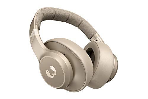 Foto Fresh 'n Rebel  Clam ANC DGTL Headphones |Cuffie sovraurali Bluetooth con Digital Active noise Cancelling (cancellazione attiva del rumore) e ambient Sound  - Silky Sand