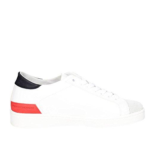 D.a.t.e. TWIST-41E Petite Sneakers Homme Blanc