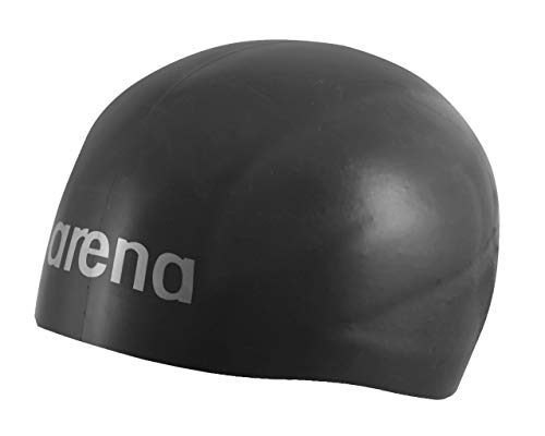 arena 3D Ultra Badekappe, Unisex, USA Black, Medium (Arena Usa)