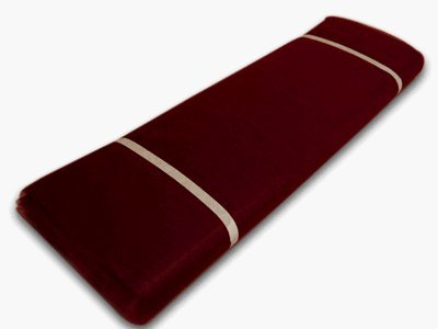 54 Inch Nylon Tulle 40 Yards in 30 Colors Perfect for Wedding Decoration, Burgundy by BBCrafts