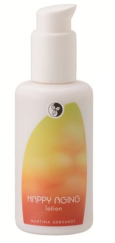 Martina Gebhardt Happy Aging Face Lotion. 100ml