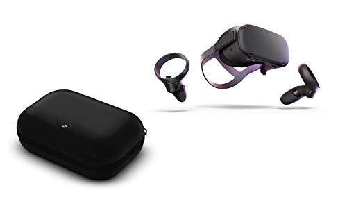 Oculus Quest all-in-one VR gaming system - 128GB + Oculus Quest Case - Black