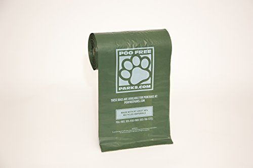 Poo Gratuit Parcs Chien Déjections Canines Déchets Dos-bagagerie 200Medium Taille Extra épais Diffusent à partir d'une Boî