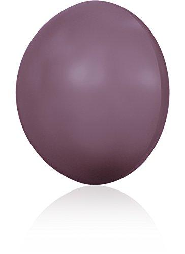 Swarovski Kristalle 626428 Glaswachsperlen 5817 MM 6,0 Crystal Burgundy Pearl, 250 Stück