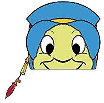 Loungefly x Disney Jiminy Cricket Cosplay Zip-Around Geldbörse