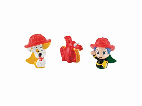 Bubble Guppies - Set de juego bañitos 2 (Mattel BCM60)