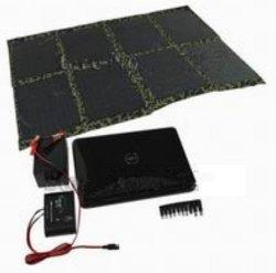 Potencia GOWE carro móvil accionado solar paneles solares kit cargador solar 60 W vatios 18 V 12 V usb 5 V acampar al aire libre