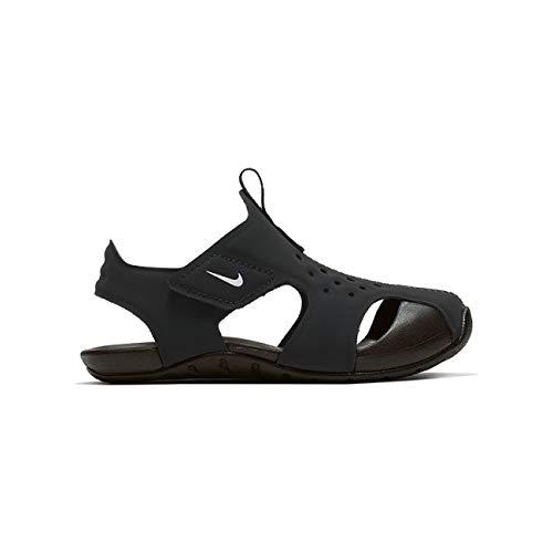 0012c6e9a Nike Sunray Protect 2 (TD), Sandalias Bebé Unisex, Negro (Black/