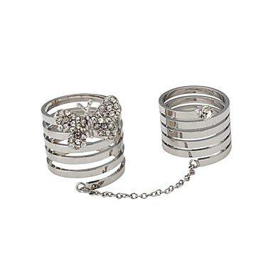 Diamond Fashion Ring(Color Random,Number of Random)