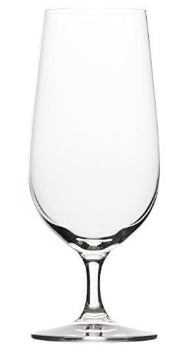 Stölzle Lausitz 0,3l Cerveza Copa Trofeo Grand (Cristal, 390ml, Juego de 6, Vasos de Cerveza de Alta funcionalidad, Elegante Cerveza Trofeos