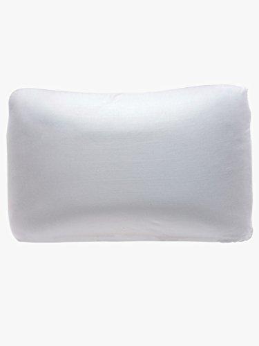 The White Willow Mousse à mémoire Signature Double-face En train de dormir Oreiller Prime Qualité Doux Coussin 15\