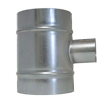 T-PIECE 125MM-50MM-125MM