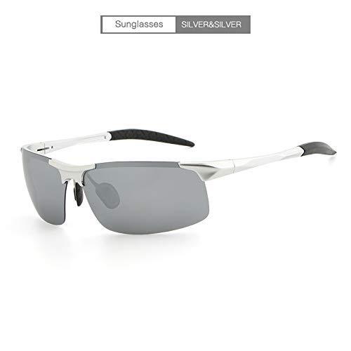 BAIF Aluminium-Magnesium-polarisierte Herren-Sonnenbrillen, die modische Sonnenbrillen Fahren