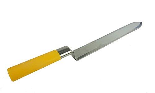APIFORMES Metall Entdeckelungsmesser mit beideseitigem Schliff und Kunststoff Griff |...
