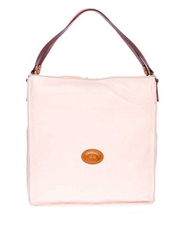 LA MARTINA Donne Borsetta vera pelle rosa chiaro one size