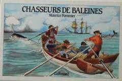 Chasseurs de baleines par Maurice Pommier
