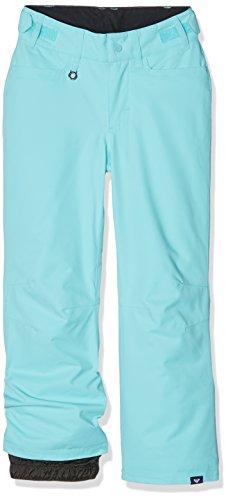 Roxy-Pantaloni da neve da cortile, colore: blu, taglia: 42/X-Large
