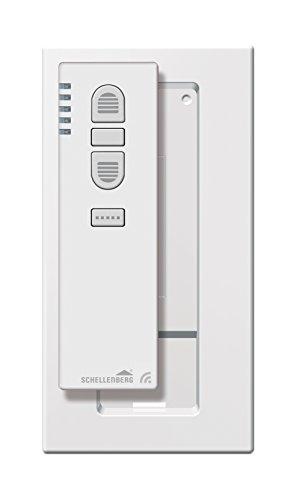 Schellenberg Smart Home Funk-Handsender 5-Kanal mit 868,4 MHz weiß | Fernbedienung für Rolladen, Licht & Steckdosen | steuert bis zu 25 Schellenberg Smart Home Geräte | Ready for Smart Friends