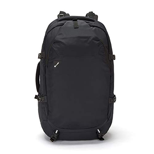 Pacsafe Venturesafe EXP55 Anti-Diebstahl Rucksack, Reiserucksack, Trekking Rucksack, Wanderrucksack mit Sicherheitstechnologie, 55 Liter, S...