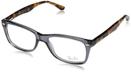 Ray-Ban Damen Brillengestell 0rx 5228 5629 53, Grau (Opal Grey)
