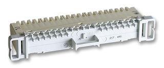 Schneidebrettchen-Edge KRONE - 6089/1/810/00 - Terminalmodul, IDC, Creme, 237 A - [Pack 1] - Min 3 Jahre Garantie Cleva