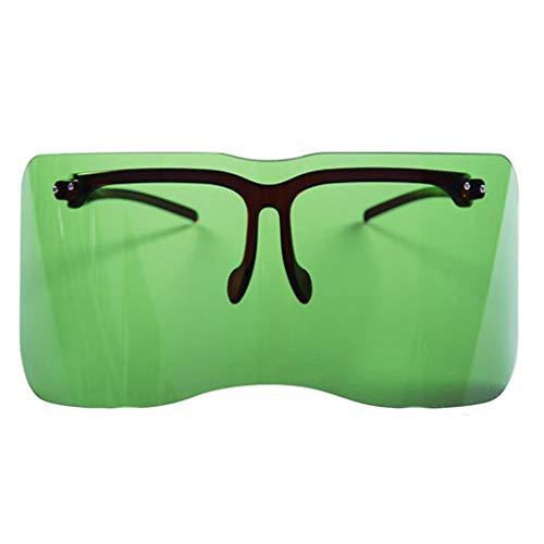 Yiph-Sunglass Sonnenbrillen Mode Spezialbrille for Schweißer Winddichte Schutzbrillen verschleißfest spritzwassergeschützt und blendfrei Argon-Lichtbogenschweißen, (Color : B)