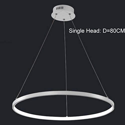 Zoom IMG-1 led cerchio luce moderna del
