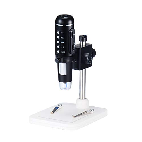 William-Lee - Microscopio Digital 5 MP HD 1080P 8