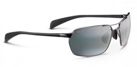 occhiali-da-sole-polarizzati-maui-jim-modello-grey-maliko-gulch-gunmetal-324-02d