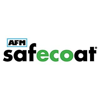Afm Safecoat Hard Seal, White 32 Oz. Can 1/Case by AFM Safecoat