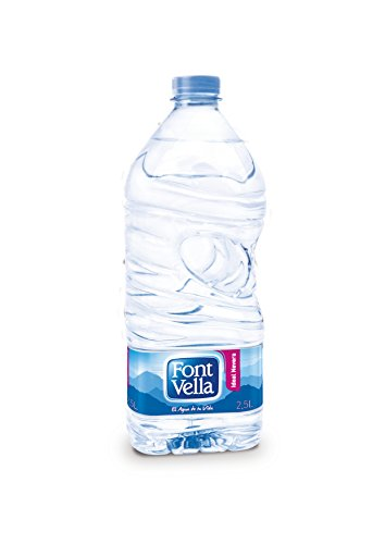 Font Vella Agua Mineral Natural - 2,5 l