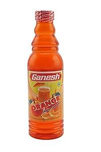 Ganesh Orange Fruit Sharbat(1 Litre)