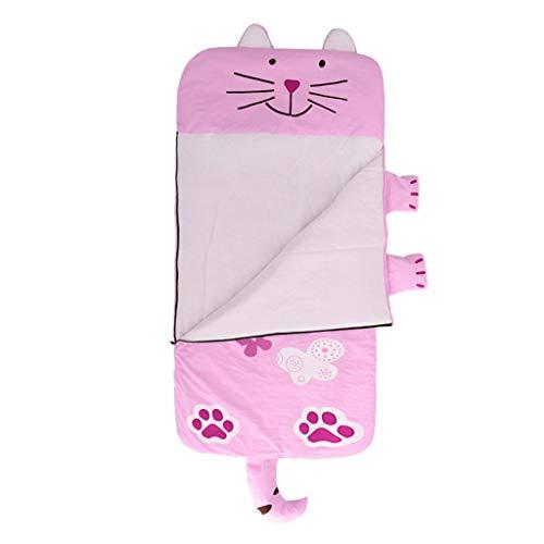 B Baosity Schlafsack für Kinder 130x59cm - Katze