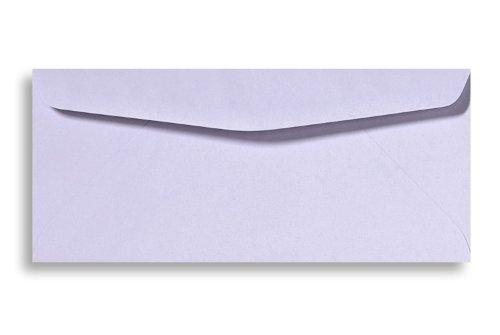 # 10Regular Umschlägen (41/8x 91/2), orchidee - Papier Lb 60