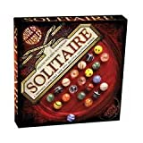 New Deluxe Solitaire Coffee Table Game V...