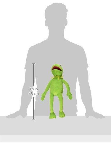Ty Beanie Buddies Kermit Frog Plush, Medium