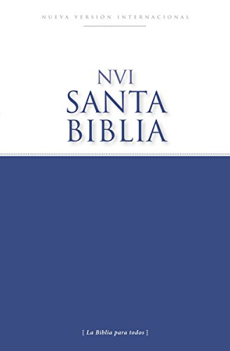 Santa Biblia-NVI-Economica por Zondervan