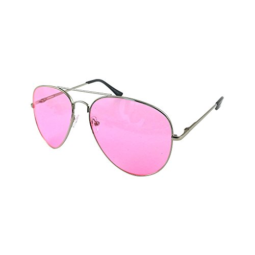 Pink Lens Aviators