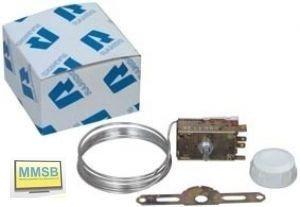Thermostat K59-H2805 Ranco VI112 Ranco Servicekühlthermostat, für 2- sowie 3-Sterne-Kühlschränke mit automatischer Abtauung -