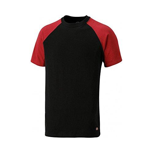 Dickies Two Tone T-Shirt SH2007 Navy/Black