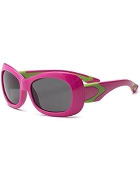 Breeze P2 Kindersonnenbrille, Flexible Passform, Größe 7+