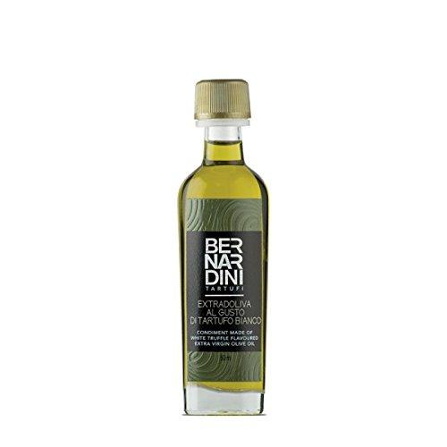 Olio extravergine di oliva al tartufo bianco, bottiglia 50ml - bernardini tartufi