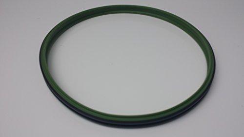 Original Vorwerk Deckel Dichtung Deckeldichtung grün Thermomix TM31 TM 31 NEU