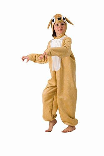 Magicoo REH Kostüm für Kinder - komplettes Rehkostüm Kinder - Hirsch Kostüm Kinder Jungen und Mädchen (Hirsch Kostüme Kinder)