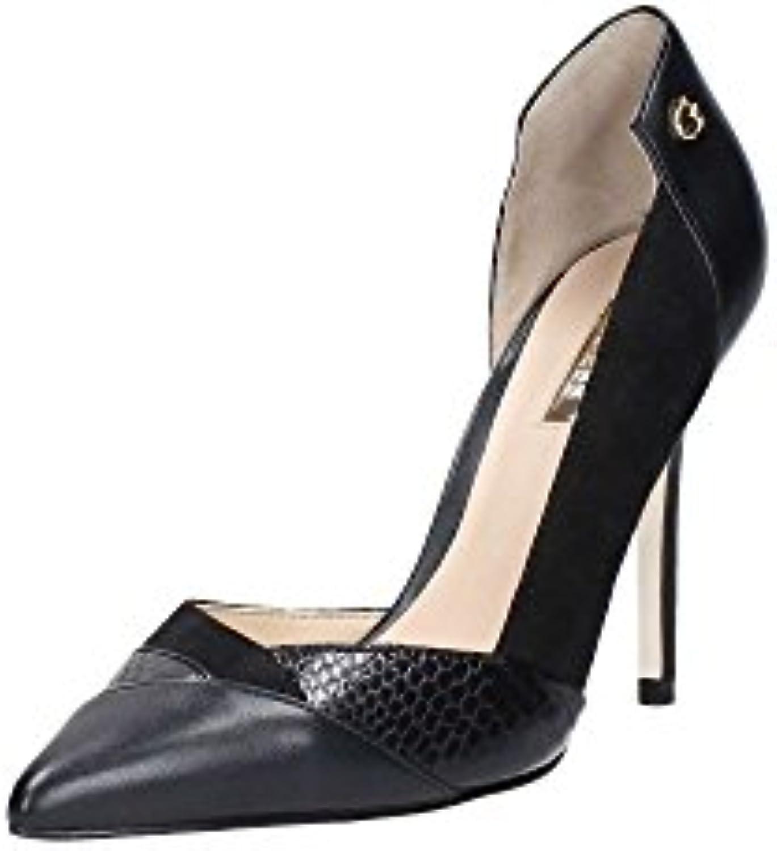 Guess Flbec3 Ele08 Chaussures Décolleté femmes Noir, Noir, Noir, Taille 1B01KU0206QParent | Achats En Ligne  a1272a