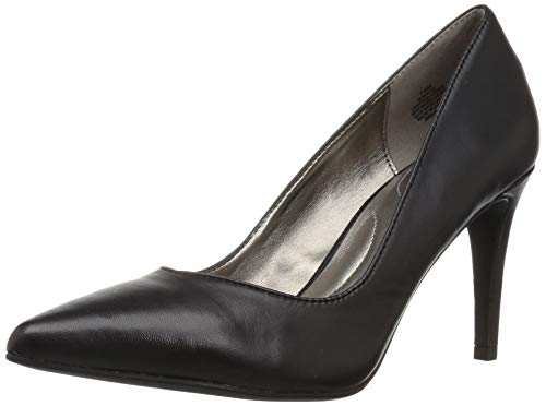 Bandolino Damen FATIN schwarzes Leder 39.5 M EU -