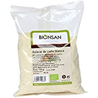 Bionsan Azúcar de Caña Blanca - 2 Paquetes de 750 gr - Total: 1500 gr