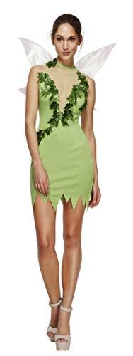 ver magische feenhafte Kostüm mit Kleid und Flügel ()