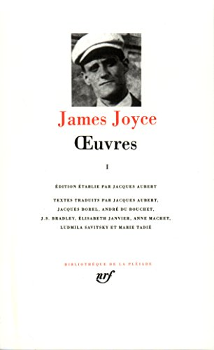 Joyce : Oeuvres, tome 1 : 1901-1915 par James Joyce