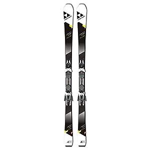 Fischer Pro MT Pulse SLR 18/19 – Allround Carving Ski + RS 9 SLR Bindung – A30118 schwarz/weiß